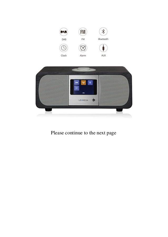LEMEGA M3 Hi-Fi Music System (2 1 stereo) And Wireless