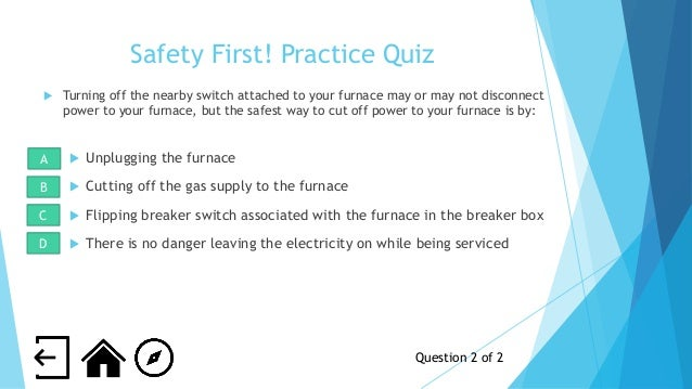 Know Your Furnace
