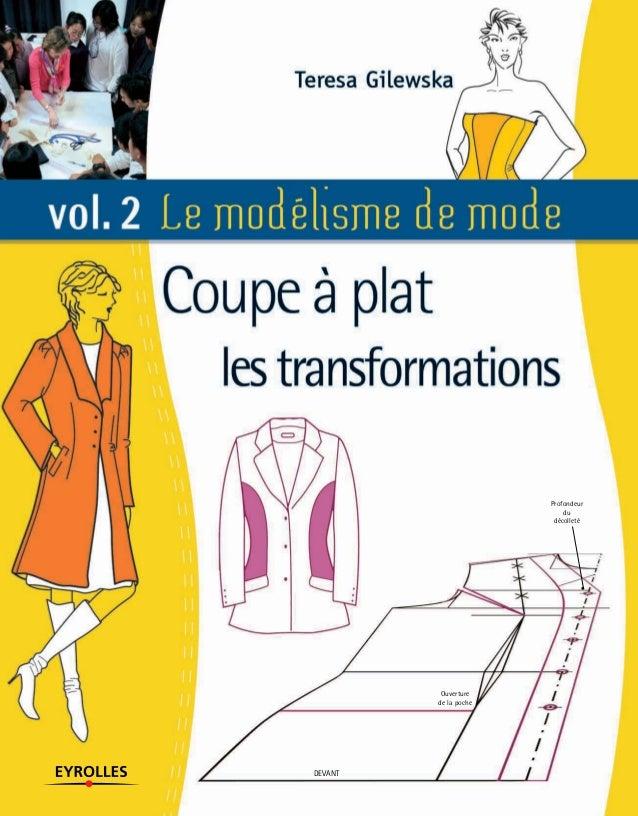 DEVANT Profondeur du décolleté Ouverture de la poche 9782212122770 Codeéditeur:G12277 ISBN:978-2-212-12277-0 38 €€ Concept...