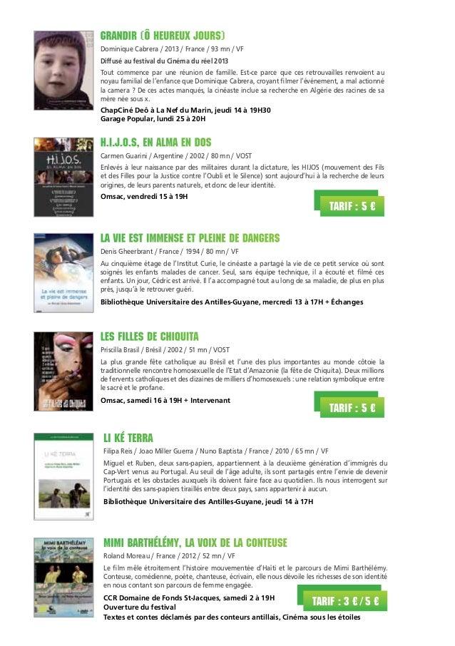 Grandir (ô heureux jours) Dominique Cabrera / 2013 / France / 93 mn / VF Diffusé au festival du Cinéma du réel 2013 Tout c...
