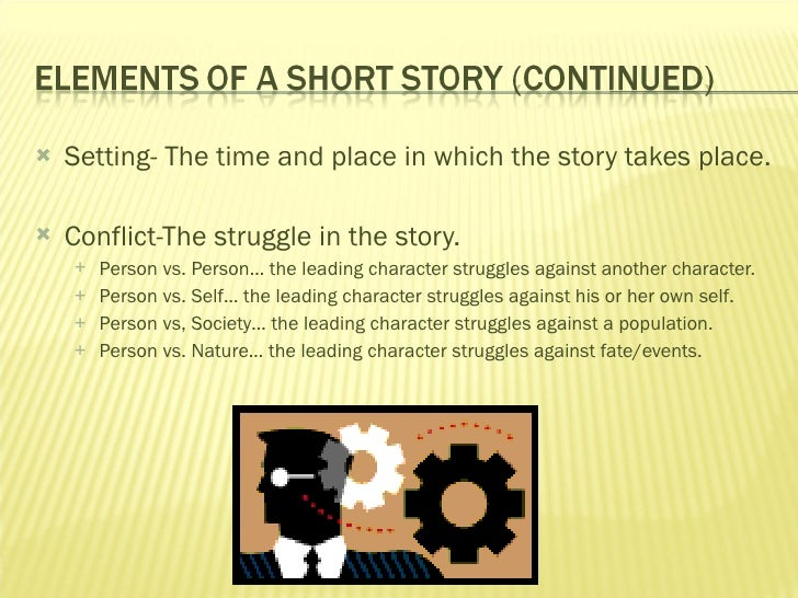 The Treasure Of Lemon Brown And Elements Of A Short Story