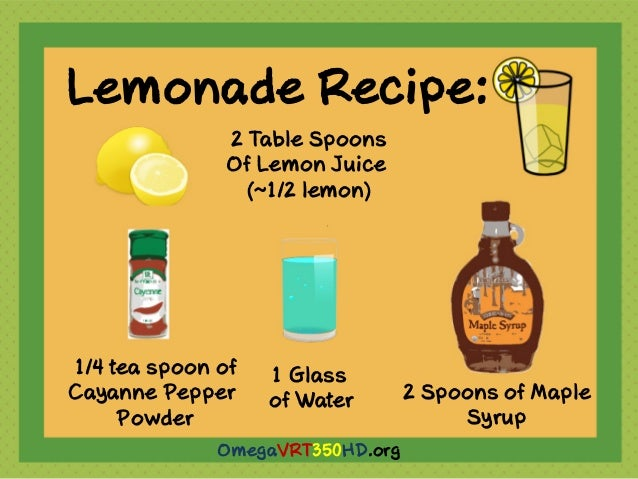 Is This Lemon Cleanse Really The Best Detox On The Planet