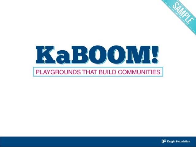 Lemon.ly Work Samples - KaBoom!