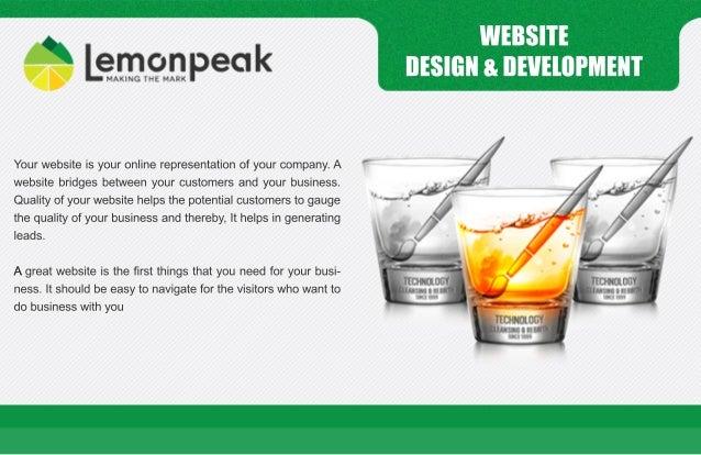 Yourwebsiteisyouronlinerepresentationofyourcompany.A websitebridgesbetweenyourcustomersandyourbusiness. Qualityofyourwebsi...