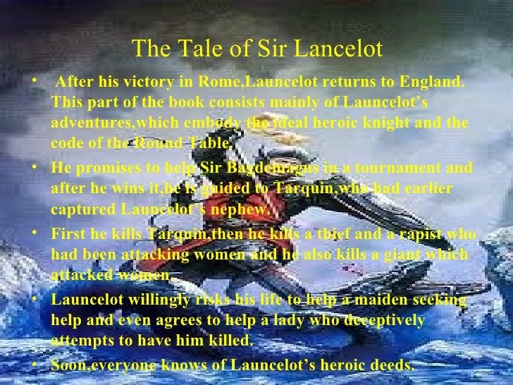 the tale of sir gareth
