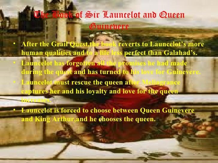 king arthur qualities