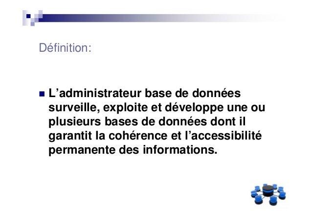 Le m _tier_de_dba_797144552 Slide 3