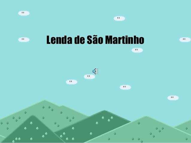 Lenda de São Martinho