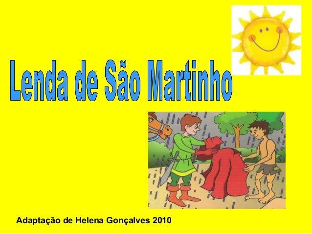 Adaptação de Helena Gonçalves 2010
