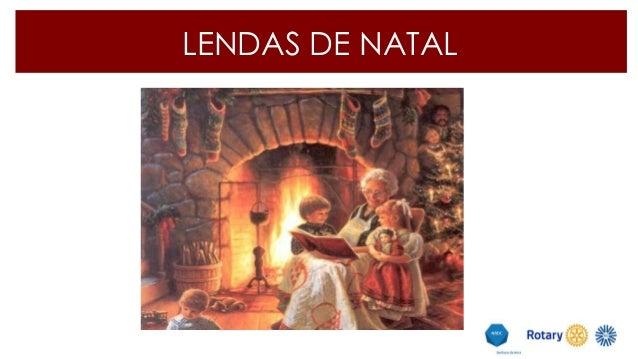 LENDAS DE NATAL