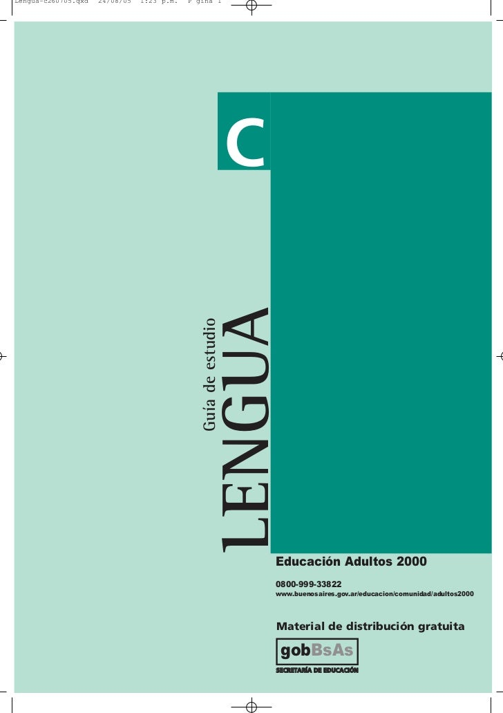 Lengua-c260705.qxd   24/08/05   1:23 p.m.   P gina 1                                                                     C...