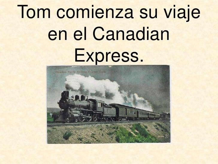 Libro asesinato en el canadian express pdf gratis