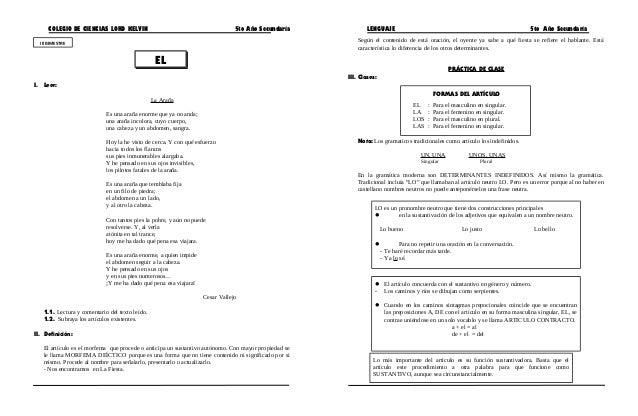Ficha de Trabajo de Comunicación III Bimestre - 5º Secundaria