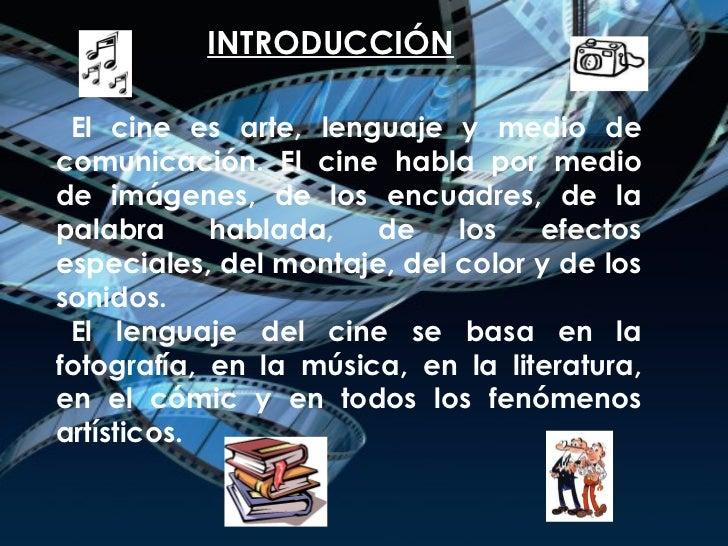 Lenguaje Cinematografico Slide 2