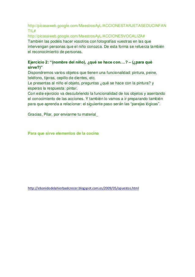 http://picasaweb.google.com/MaestrosAyL/ACCIONESTARJETASEDUCINFAN TIL# http://picasaweb.google.com/MaestrosAyL/ACCIONESVOC...