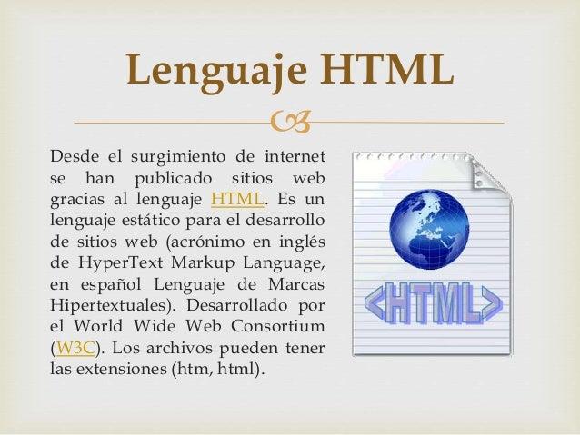  Desde el surgimiento de internet se han publicado sitios web gracias al lenguaje HTML. Es un lenguaje estático para el d...