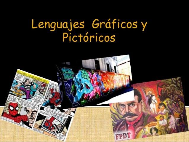 Lenguajes Gráficos y Pictóricos