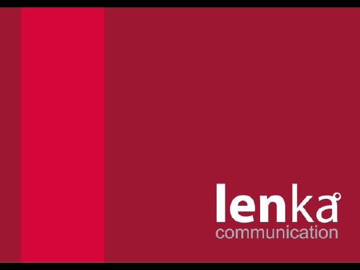 Lenka Communication
