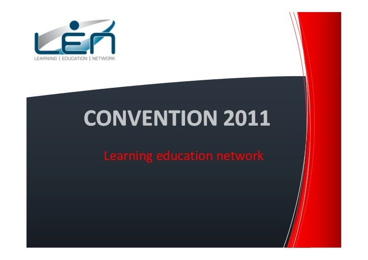 Learning education network