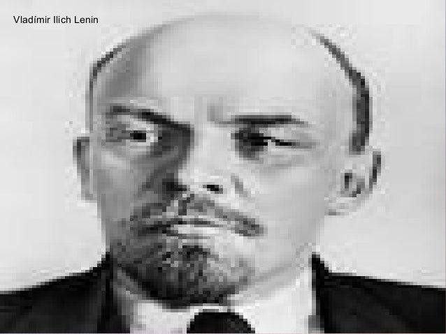 Vladímir Ilich LeninVladímir Ilich Lenin