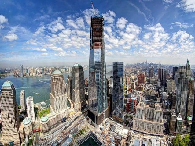 Une vue du 65ième étages