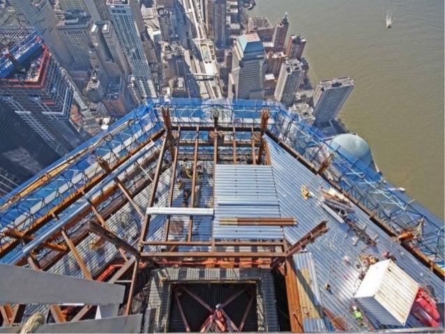 Vue au Nord du 79ième étages