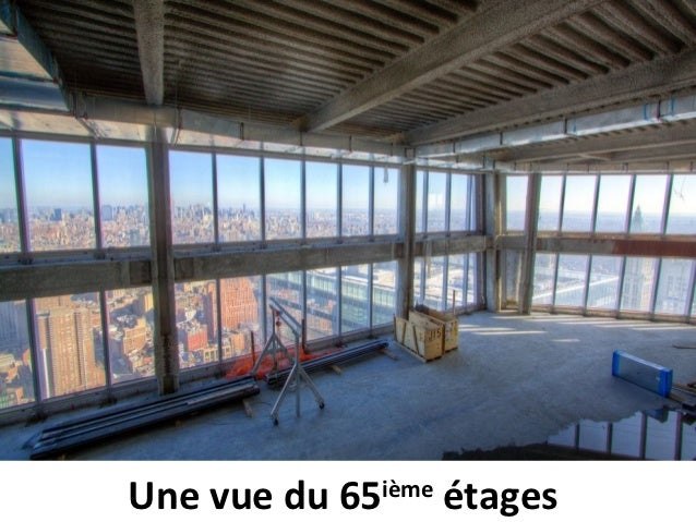 Le nouveau world trade center for Interieur world trade center