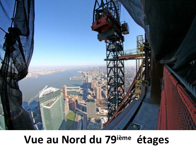 L'Empire State Building et le World Trade Center