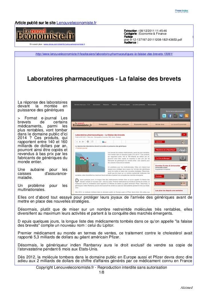 Article publié sur le site Lenouveleconomiste.fr                                                                          ...