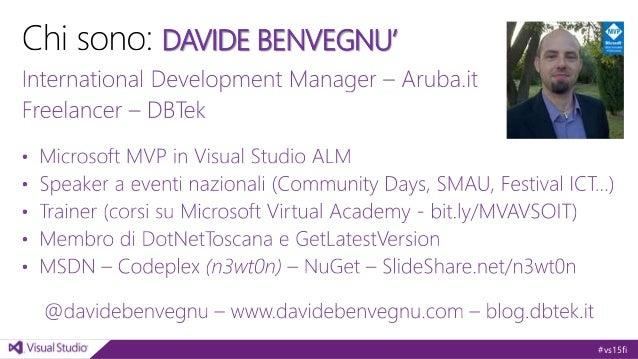 Le novità di Visual Studio Online Slide 2