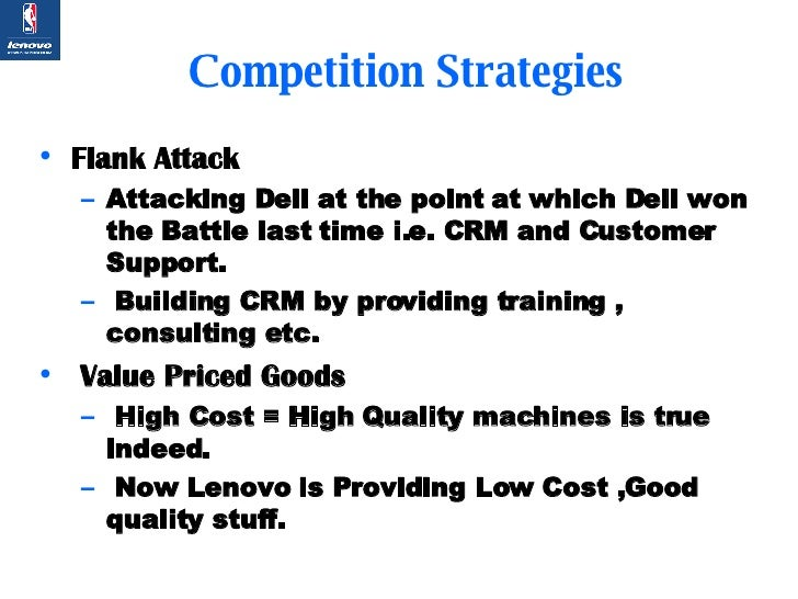 marketing strategy of lenovo Marketing strategy of lenovo  october 23, 2014 swot analysis of lenovo  lenovo organizational structure t is the formal and informal framework of policies and.