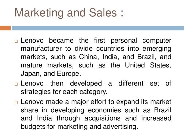 lenovo and porters five forces By significantly broadening how we think about competition, michael e porter's harvard business review article how competitive forces shape strategy launched a business management.