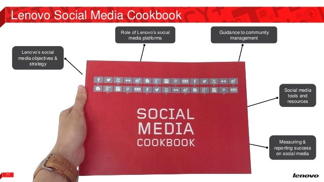 Lenovo Social Media - Case Study from March 2014