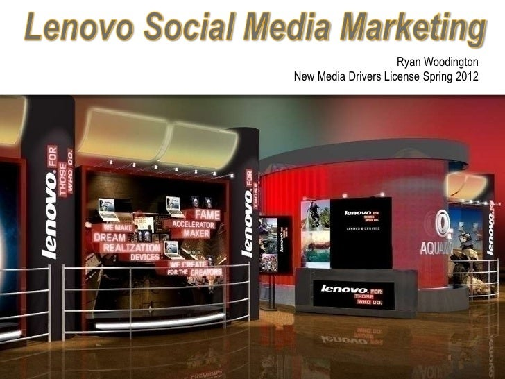 lenovo advertisement analysis The strategic marketing management analysis of lenovo group wang, wen cheng, dept of business management, hwa hsia institute of technology, taiwan.
