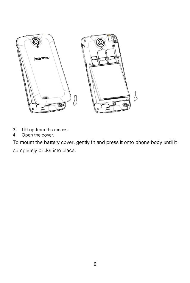 Lenovo s820 user manual guide