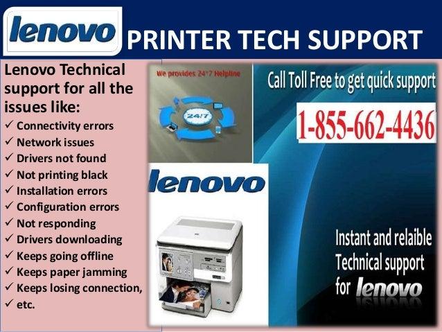 Need? Lenovo Printer Technical #1855 662 4436 Support Phone