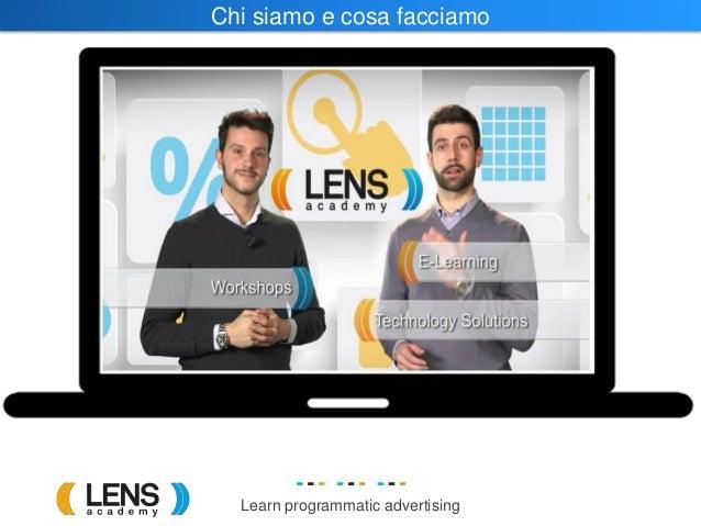 Lens Academy feb 2016 company presentation ITA Slide 2