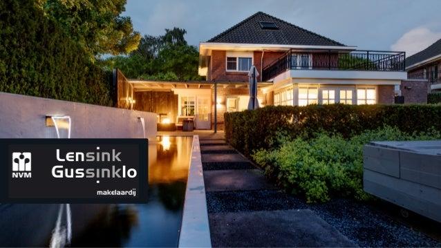 www.lensinkgussinklo.nl Wie zijn wij? Welke diensten bieden wij aan? Hoe verkopen wij uw woning? Wat zijn de volgende stap...