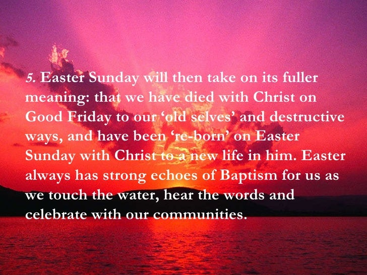 Images of Meaning Of Easter Sunday - The Miracle of Easter