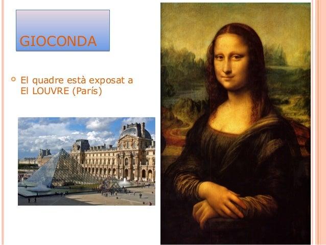 """SANT SOPAR El """"Sant Sopar"""" va ser creat per Leonardo da Vinci entre els anys 1494 i 1495.  La mesura del quadre es de 4,6..."""