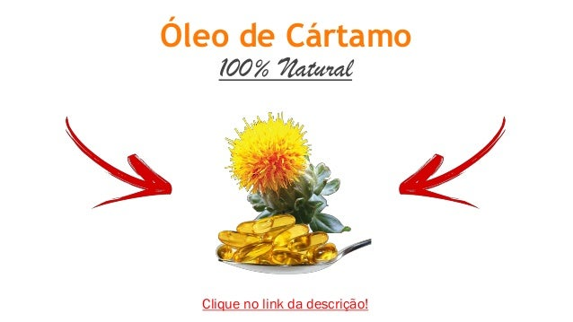 Óleo de Cártamo 100% Natural Clique no link da descrição!