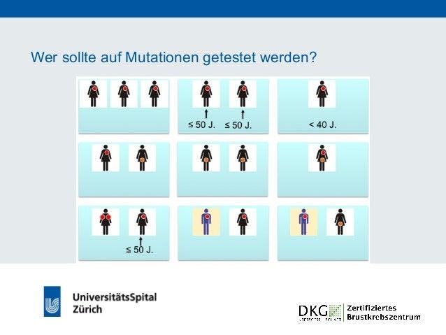 Mutationsnachweis-Raten Dt. Konsortium für Familiären Brust-und Eierstockkrebs, 2011 Familiäre Konstellation BRCA1 BRCA2 G...