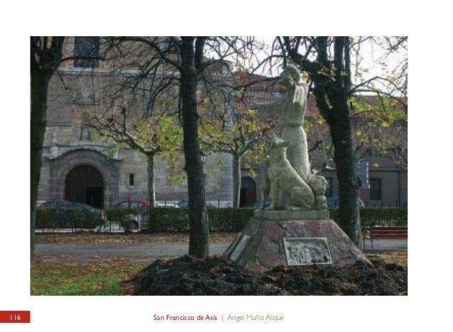 JARDÍN DE SAN FRANCISCO San Francisco de Asís  SAN FRANCISCO GARDEN Saint Francis of Assisi  De 1987 data esta escultura d...