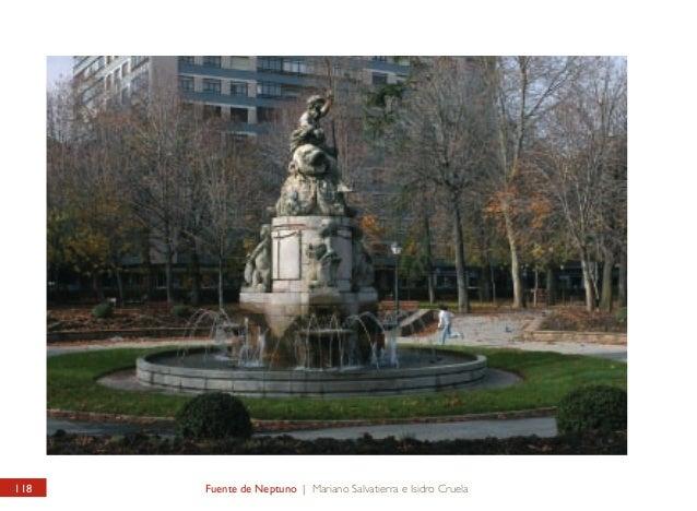 JARDÍN DE SAN FRANCISCO Fuente de Neptuno  SAN FRANCISCO GARDEN Neptune Fountain  Esta fuente histórica y monumental data ...