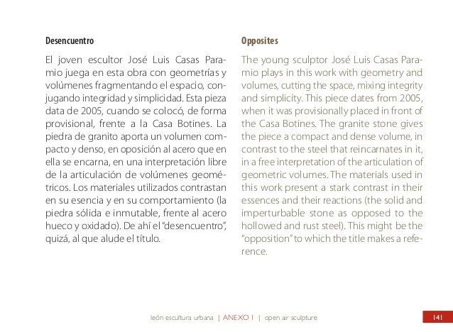 Gárgola que mira hacia el sur Asterión El artista Juan Carlos Uriarte aporta dos esculturas a este nuevo espacio expositiv...