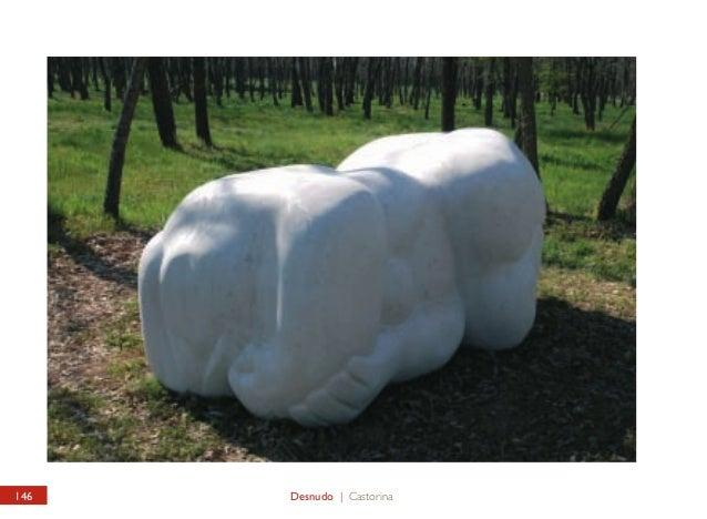Desnudo  Nude  La artista astorgana Castorina ha proyectado para este nuevo espacio expositivo una gran escultura en bronc...
