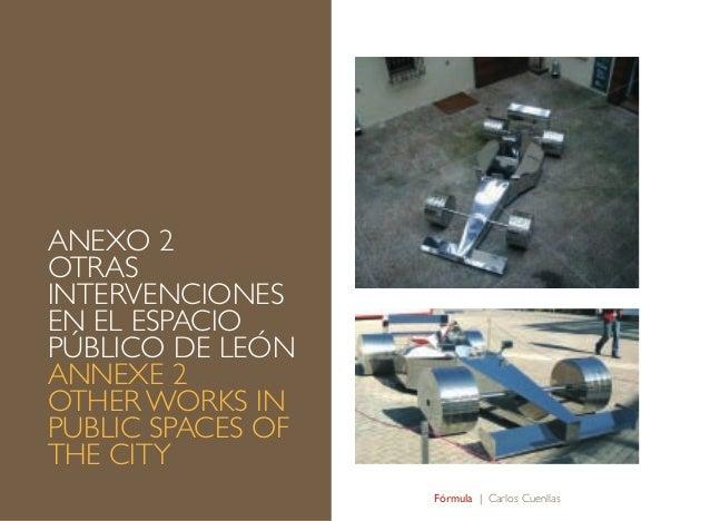 CENTRO DE LEÓN / BARRIO ROMÁNTICO El espacio inventado  CITY CENTRE / ROMANTIC NEIGHBOURHOOD The Invented Space  Proyecto ...
