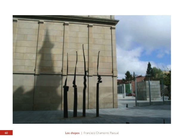 PLAZA DE SANTO DOMINGO / CALLE PILOTOS REGUERAL Los Chopos  SANTO DOMINGO SQUARE / PILOTOS REGUERAL STREET Black Poplars  ...