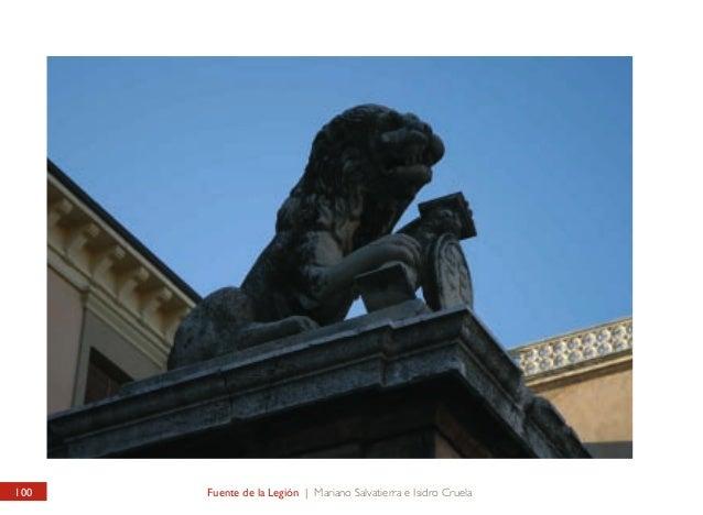 PLAZA DE SAN ISIDORO Fuente de la Legión  SAN ISIDORO SQUARE Fountain of the Legion  La fontana de la plaza data de 1787 y...