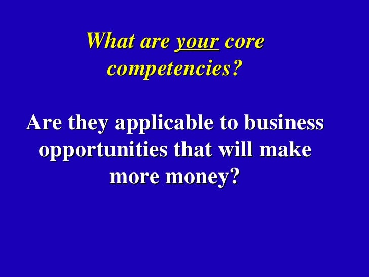 wal mart core competencies essay Wal-mart major competitive core competence is its superior  june 06, 2018, from  .